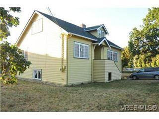 Photo 1: 3440 Linwood Avenue in VICTORIA: SE Quadra House for sale (Saanich East)  : MLS®# 303796