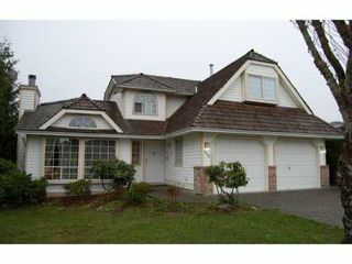 Photo 1: 2438 COLONIAL Drive in Port Coquitlam: Citadel PQ House for sale : MLS®# V813887