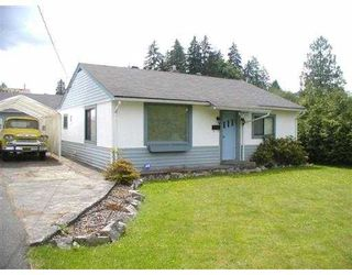 Photo 1: 20922 DEWDNEY TRUNK RD in Maple Ridge: Southwest Maple Ridge House for sale : MLS®# V541919