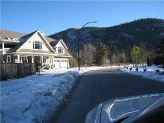 Photo 1: 41440 DRYDEN Road in Squamish: Brackendale Land for sale : MLS®# V921508