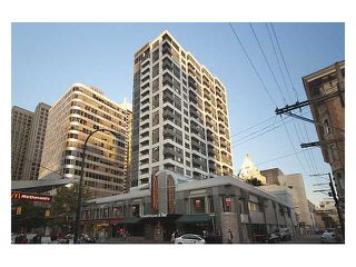 Photo 1: # 509 1060 ALBERNI ST in Vancouver: West End VW Condo for sale (Vancouver West)  : MLS®# V910743