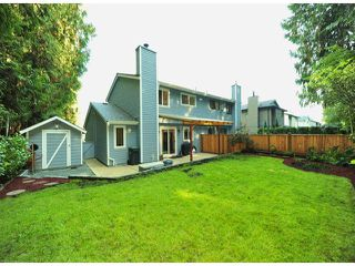 "Photo 20: 1124 JUNIPER Avenue in Port Coquitlam: Lincoln Park PQ 1/2 Duplex for sale in ""LINCOLN PARK"" : MLS®# V1033193"