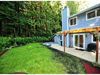 "Photo 19: 1124 JUNIPER Avenue in Port Coquitlam: Lincoln Park PQ 1/2 Duplex for sale in ""LINCOLN PARK"" : MLS®# V1033193"