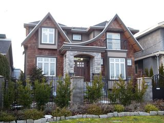 Main Photo: 6907 Frederick Ave in Vancouver: Home for sale : MLS®# V986820