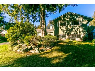Main Photo: 756 BLYTHWOOD Drive in North Vancouver: Delbrook House for sale : MLS®# V1046211