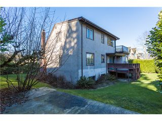 """Photo 7: 1966 SASAMAT Place in Vancouver: Point Grey House for sale in """"POINT GREY"""" (Vancouver West)  : MLS®# V1053175"""