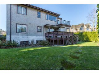 """Photo 9: 1966 SASAMAT Place in Vancouver: Point Grey House for sale in """"POINT GREY"""" (Vancouver West)  : MLS®# V1053175"""
