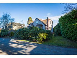 """Photo 6: 1966 SASAMAT Place in Vancouver: Point Grey House for sale in """"POINT GREY"""" (Vancouver West)  : MLS®# V1053175"""