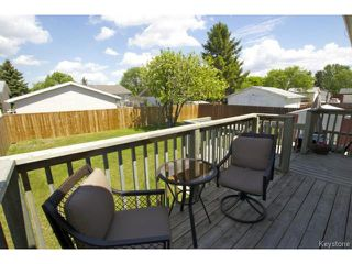 Photo 20: 7 Meighen Bay in WINNIPEG: East Kildonan Residential for sale (North East Winnipeg)  : MLS®# 1413076