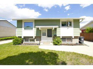 Photo 1: 7 Meighen Bay in WINNIPEG: East Kildonan Residential for sale (North East Winnipeg)  : MLS®# 1413076