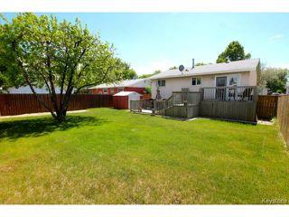 Photo 2: 7 Meighen Bay in WINNIPEG: East Kildonan Residential for sale (North East Winnipeg)  : MLS®# 1413076