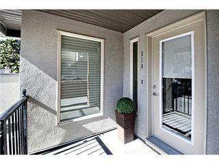 Photo 2: 110 1905 27 Avenue SW in CALGARY: South Calgary Townhouse for sale (Calgary)  : MLS®# C3636189