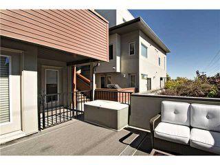 Photo 19: 110 1905 27 Avenue SW in CALGARY: South Calgary Townhouse for sale (Calgary)  : MLS®# C3636189