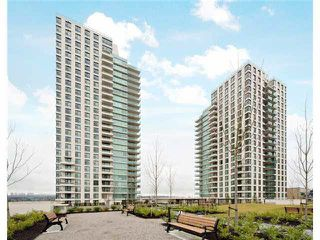 """Main Photo: 2206 2232 DOUGLAS Road in Burnaby: Brentwood Park Condo for sale in """"AFFINITY BY BOSA TOWER II"""" (Burnaby North)  : MLS®# V1088180"""