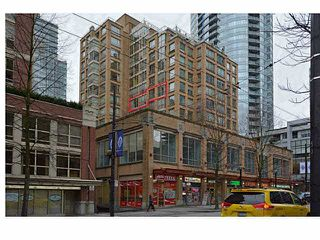 Photo 1: 1007 822 HOMER Street in Vancouver: Downtown VW Condo for sale (Vancouver West)  : MLS®# V1094967