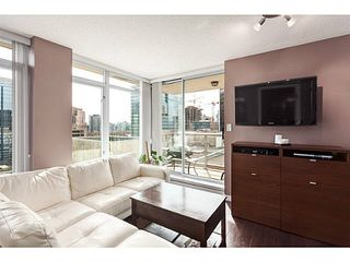 "Photo 8: 1616 610 GRANVILLE Street in Vancouver: Downtown VW Condo for sale in ""THE HUDSON"" (Vancouver West)  : MLS®# V1108334"