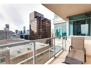 "Photo 13: 1616 610 GRANVILLE Street in Vancouver: Downtown VW Condo for sale in ""THE HUDSON"" (Vancouver West)  : MLS®# V1108334"