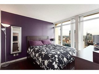 "Photo 10: 1616 610 GRANVILLE Street in Vancouver: Downtown VW Condo for sale in ""THE HUDSON"" (Vancouver West)  : MLS®# V1108334"