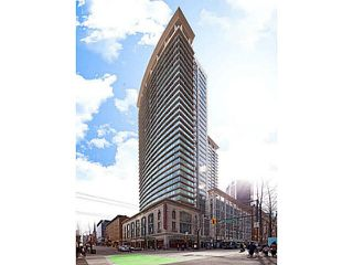 "Photo 2: 1616 610 GRANVILLE Street in Vancouver: Downtown VW Condo for sale in ""THE HUDSON"" (Vancouver West)  : MLS®# V1108334"