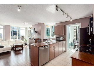 "Photo 3: 1616 610 GRANVILLE Street in Vancouver: Downtown VW Condo for sale in ""THE HUDSON"" (Vancouver West)  : MLS®# V1108334"