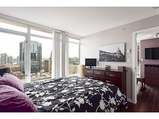 "Photo 9: 1616 610 GRANVILLE Street in Vancouver: Downtown VW Condo for sale in ""THE HUDSON"" (Vancouver West)  : MLS®# V1108334"
