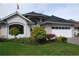 "Main Photo: 1601 SPYGLASS Crescent in Tsawwassen: Cliff Drive House for sale in ""IMPERIAL VILLAGE"" : MLS®# V1110675"