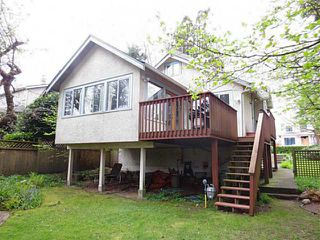 Photo 12: 4856 BLENHEIM Street in Vancouver: MacKenzie Heights House for sale (Vancouver West)  : MLS®# V1116266