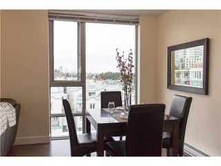 "Photo 3: 605 587 W 7TH Avenue in Vancouver: Fairview VW Condo for sale in ""THE AFFINITY"" (Vancouver West)  : MLS®# V1117685"