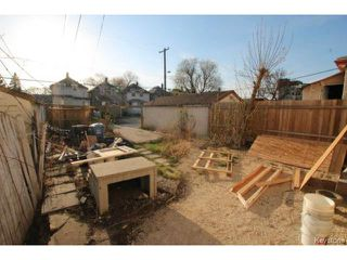 Photo 13: 744 Home Street in WINNIPEG: West End / Wolseley Residential for sale (West Winnipeg)  : MLS®# 1510991