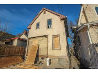 Photo 14: 744 Home Street in WINNIPEG: West End / Wolseley Residential for sale (West Winnipeg)  : MLS®# 1510991