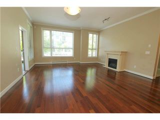 "Photo 3: 104 2628 MAPLE Street in Port Coquitlam: Central Pt Coquitlam Condo for sale in ""VILLAGIO"" : MLS®# V1129193"