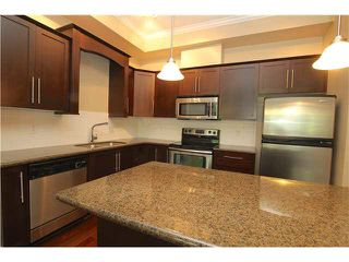 "Photo 8: 104 2628 MAPLE Street in Port Coquitlam: Central Pt Coquitlam Condo for sale in ""VILLAGIO"" : MLS®# V1129193"
