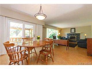 Photo 6: 1441 Ocean View Rd in VICTORIA: SE Cedar Hill House for sale (Saanich East)  : MLS®# 710047