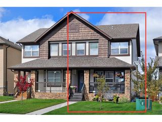 Photo 1: 2092 LUXSTONE Boulevard SW: Airdrie House for sale : MLS®# C4032728