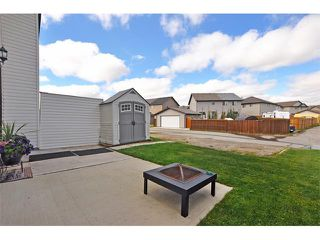 Photo 28: 2092 LUXSTONE Boulevard SW: Airdrie House for sale : MLS®# C4032728