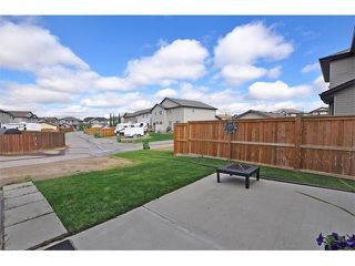 Photo 27: 2092 LUXSTONE Boulevard SW: Airdrie House for sale : MLS®# C4032728