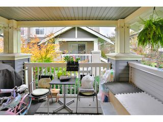 "Photo 1: 37 7488 SOUTHWYNDE Avenue in Burnaby: South Slope Townhouse for sale in ""LEDGESTONE 1"" (Burnaby South)  : MLS®# R2017217"