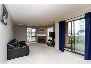 "Photo 3: 212 2357 WHYTE Avenue in Port Coquitlam: Central Pt Coquitlam Condo for sale in ""RIVERSIDE PLACE"" : MLS®# R2043083"