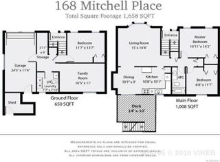 Photo 3: 168 MITCHELL PLACE in COURTENAY: CV Courtenay City House for sale (Comox Valley)  : MLS®# 726014