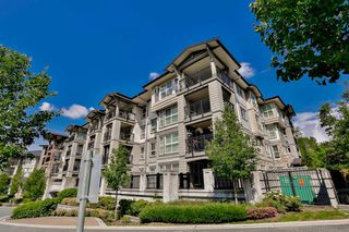 "Main Photo: 410 3050 DAYANEE SPRINGS Boulevard in Coquitlam: Westwood Plateau Condo for sale in ""DAYANEE SPRINGS"" : MLS®# R2062695"