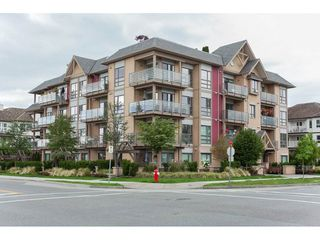 """Photo 1: 301 5811 177B Street in Surrey: Cloverdale BC Condo for sale in """"Latis"""" (Cloverdale)  : MLS®# R2084477"""