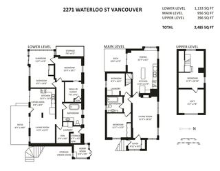 "Photo 20: 2271 WATERLOO Street in Vancouver: Kitsilano House for sale in ""KITSILANO!"" (Vancouver West)  : MLS®# R2086702"