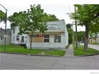 Photo 1: 526 College Avenue in Winnipeg: Residential for sale (4A)  : MLS®# 1618846