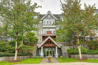 """Photo 1: 211 1432 PARKWAY Boulevard in Coquitlam: Westwood Plateau Condo for sale in """"MONTREUX"""" : MLS®# R2099628"""