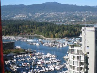 Photo 1: 3201 1189 MELVILLE Street in Vancouver: Coal Harbour Condo for sale (Vancouver West)  : MLS®# R2103601