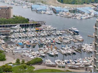 Photo 3: 3201 1189 MELVILLE Street in Vancouver: Coal Harbour Condo for sale (Vancouver West)  : MLS®# R2103601
