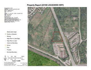 Photo 3: 23084 23100 LOUGHEED Highway in Maple Ridge: East Central Land for sale : MLS®# R2107845