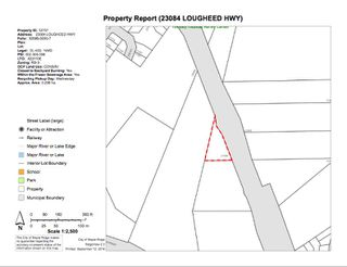 Photo 2: 23084 23100 LOUGHEED Highway in Maple Ridge: East Central Land for sale : MLS®# R2107845