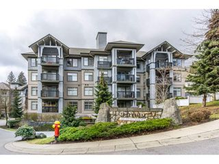 "Photo 1: 302 2988 SILVER SPRINGS Boulevard in Coquitlam: Westwood Plateau Condo for sale in ""TRILLIUM"" : MLS®# R2140342"