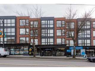 "Photo 2: 214 2636 E HASTINGS Street in Vancouver: Renfrew VE Condo for sale in ""SUGAR"" (Vancouver East)  : MLS®# R2142558"